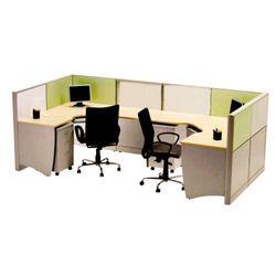 Wood Modular Office Furniture