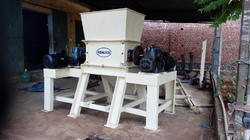 Industrial Double Shaft Shredder