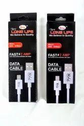 NLL White LLDC 01 Data Cable