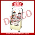Desco High Vacuum Suction Machine Ecovac, For Industrial