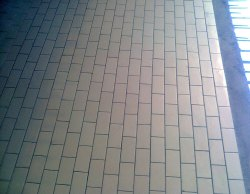Ceramic & Quartz Acid Proof Industrial Tiles, Size: S & L