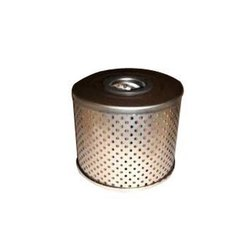 Stainless Steel, Paper Power Steering Oil Filter, For Automobile, Automation Grade: Automatic