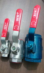 Threaded Ball Valve