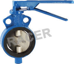 CS Wafer Type Butterfly Valves