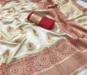 Wedding Bnarasi Silk Banarasi Silk Saree With Blouse Piece