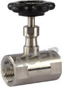 Socket End Stainless Steel Needle Valve, Size: 8 To 50 Mm