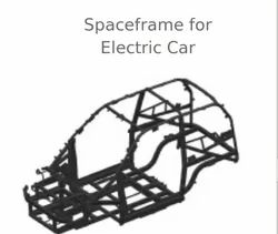 Spacefreme For Electric Car