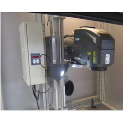Motorized Z Axis Laser Marking System