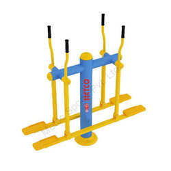 Outdoor Gym Equipments Metco Cross Walker (Double) 9103