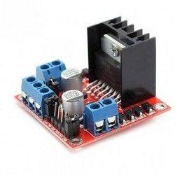 L298N Dual H-Bridge Motor Controller