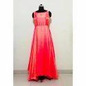 Anarkali Plain Gown