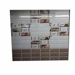 Digital 18'x12' Kitchen Wall Tiles, Thickness: 6 - 8 mm