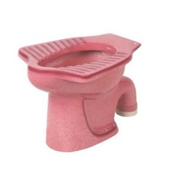 Sonferry Closed Front Magenta Anglo Indian Water Closet