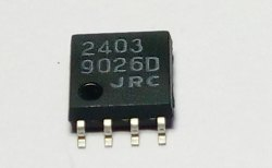 NJM2403 SMD Integrated Circuit