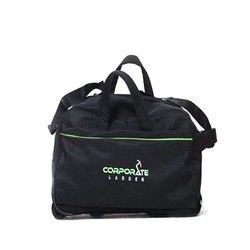 Black 4 Pocket Waterproof Travel Bag