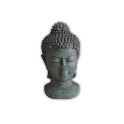 Antique Stone Buddha Sculpture