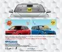 MettCover Car Windshield Sun Shade