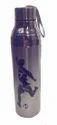 Taluka Silver Stainless Steel Water Bottle
