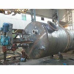 Mild Steel Storage Vessels