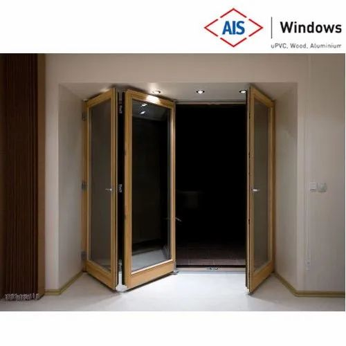 AIS Magnifica Series uPVC Slide & Fold Door