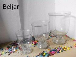Bell Glass Vase
