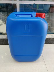 Square Blue Plastic Drums For Chemical And Pesticide