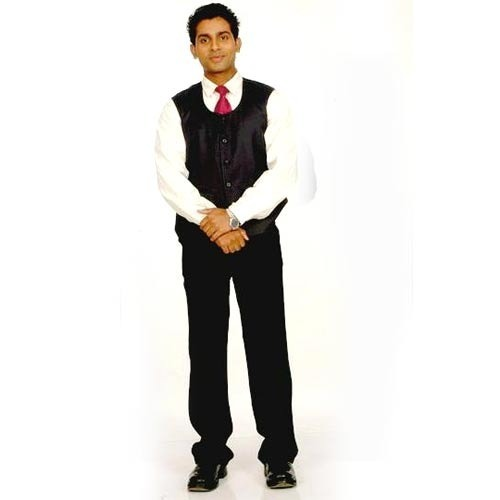 restaurant waiter uniform at rs 400 set waiter uniform id