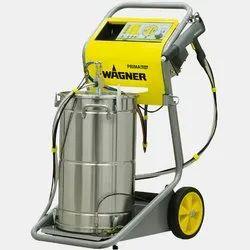 60L Powder Coating Machine