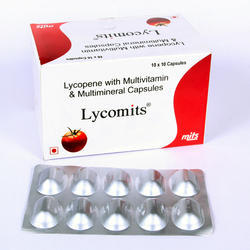 Lycopene With Multivitamin And Multimineral Capsules