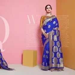 Heavy Banarasi Silk Saree