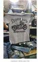 Bat Printed T Shirt