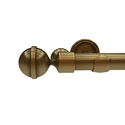 Brass Antique Curtain Rod
