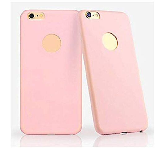 sports shoes e3d9c 32dc0 Apple Iphone 6 Or 6s Baby Pink Color Back Cover