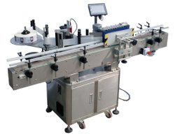 High Speed Vial Sticker Labeling Machine