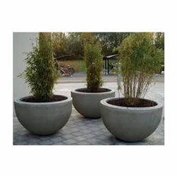 Cement Flower Pots