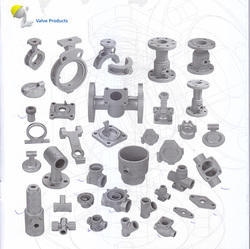 Valve Product Investment Casting