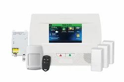 Security Alarm With Fogging System
