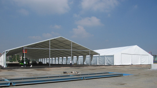 Industrial Tents, Prefabricated Houses & Structures | Alinity