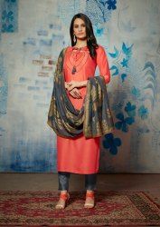 Pr Fashion Launched Designer Readymade Kurti With Dupatta