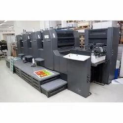 3-4 Days Offset Printing Services, Location: India