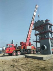 Crane Rental, Material Lifting Crane Services in Gurgaon