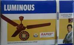 Luminous Rapid Ceiling Fans