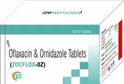 Zocflox-OZ Tablets