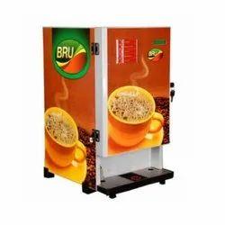 Tea And Coffee Vending Machine Bru 3 Option