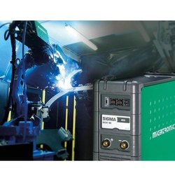 Sigma 400 Welding Machine