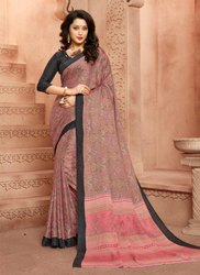 Pashmina Silk New Fancy Casual Sarees