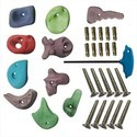 Large Climbing Holds, Fastener, Bolt, LN Key