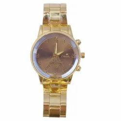 Metal Hand Watch For Formal