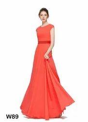 Casual Wear Designer Wear Western Dress