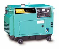 Kama Air Cooling Domestic Diesel Generator, 230 V, Model Name/Number: Kde 8500 T